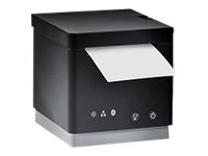 Star mC-Print2 USB/Bluetooth/IOS/Eth Sax Svart Inkl Strømadapter