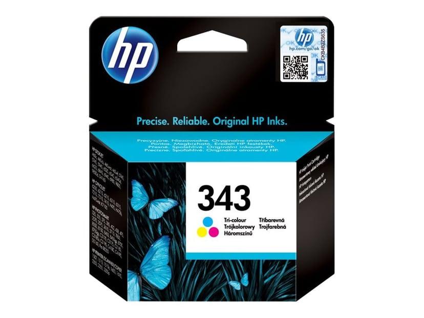 HP Blekk Farge No.343