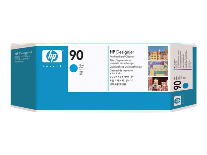 HP Printhead/Cleaner No.90 Syaani TILL DJ 4000