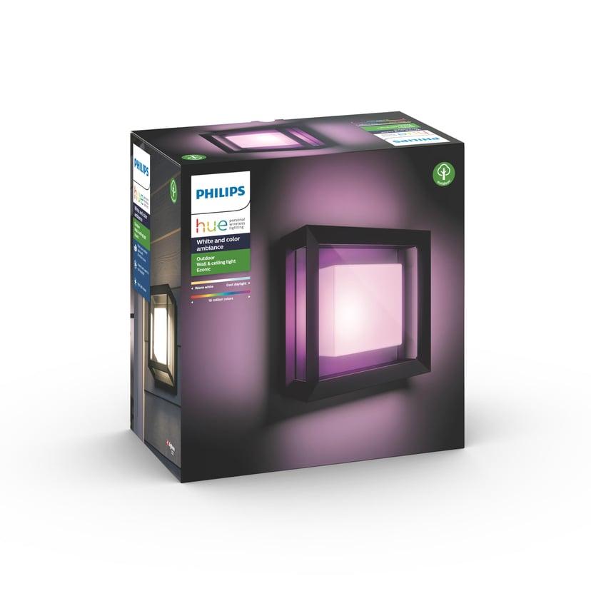 Philips Hue Econic Vegg/Tak Utendørs Color