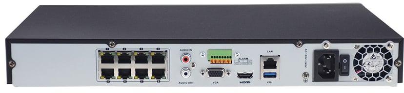 Hikvision DS-7608NI-I2/8P NVR PoE 8-channels