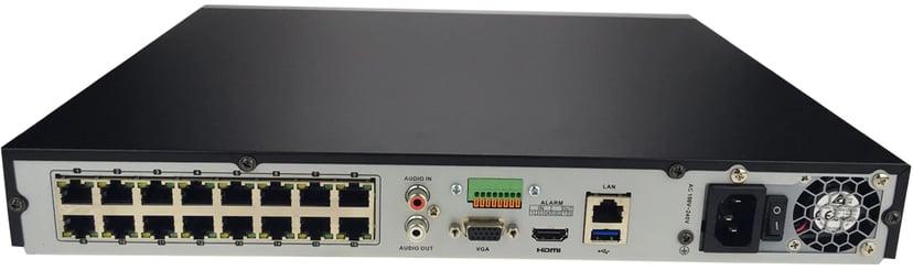 Hikvision DS-7616NI-I2/16P NVR PoE 16-channels