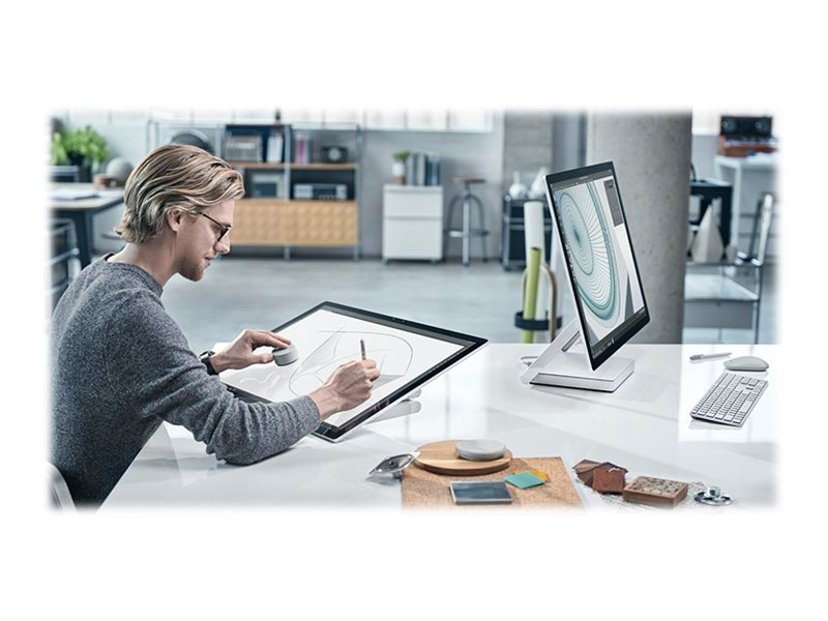 Microsoft Surface Studio 2 for næringslivet Core i7 32GB 2048GB SSD