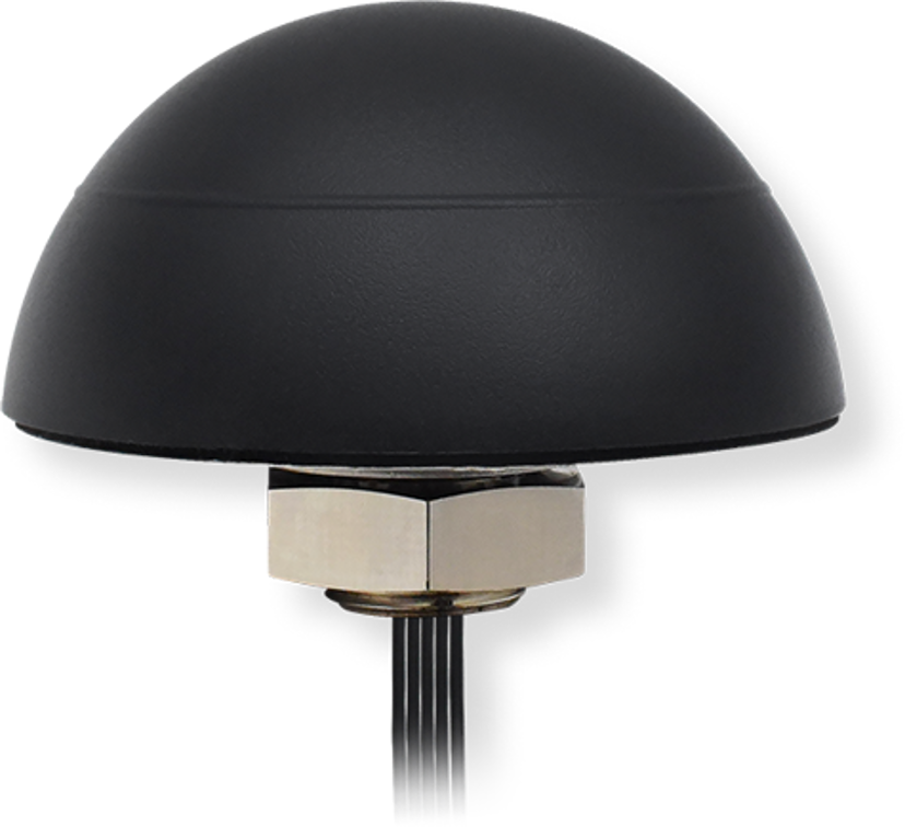 Teltonika 003R-00253 Mobile/GNSS/WiFi Roof SMA Antenna