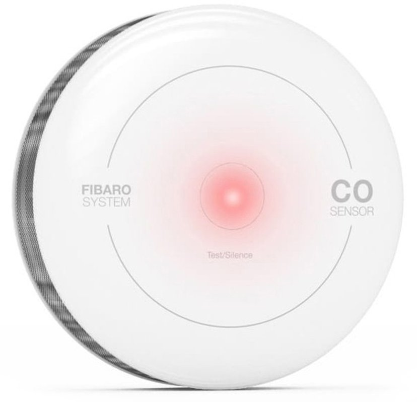 Fibaro FGBHCD-001 Rörelse- och kolmonoxidsensor