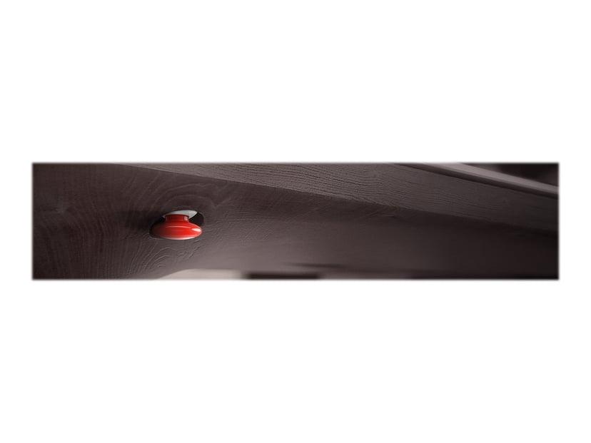 Fibaro FGBHPB-101-3 The Button Homekit Red
