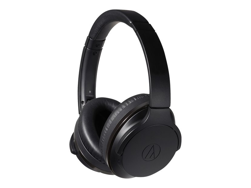 Audio-Technica QuietPoint ATH-ANC900BT Svart