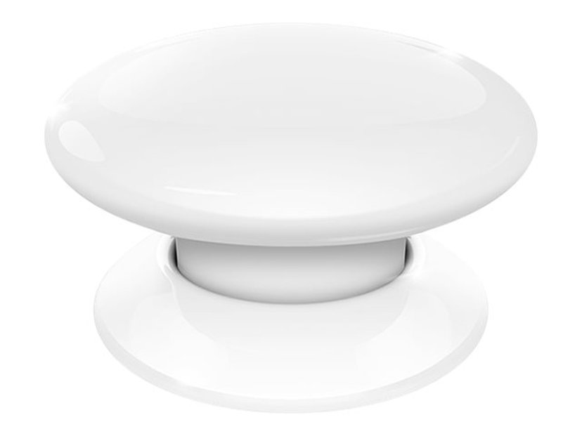 Fibaro FGBHPB-101-1 The Button Homekit White