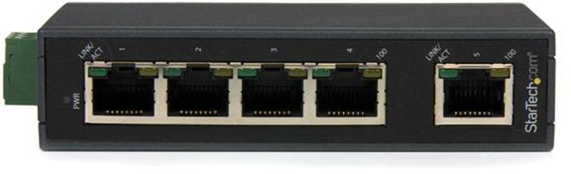 Startech Industrial 5 Port Ethernet Switch