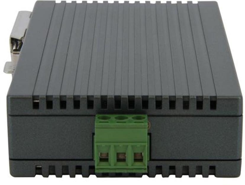 Startech Industriell Ethernet-switch med 5-portar