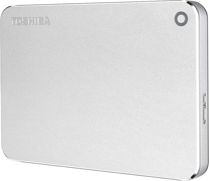 Toshiba Canvio Premium 2TB Sølv