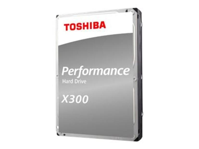 """Toshiba X300 Performance 10TB 3.5"""" Serial ATA-600"""