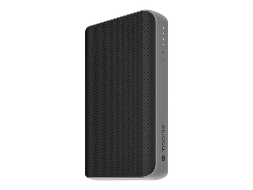 Mophie powerstation PD XL 10,050milliampere hour 2.4A Musta