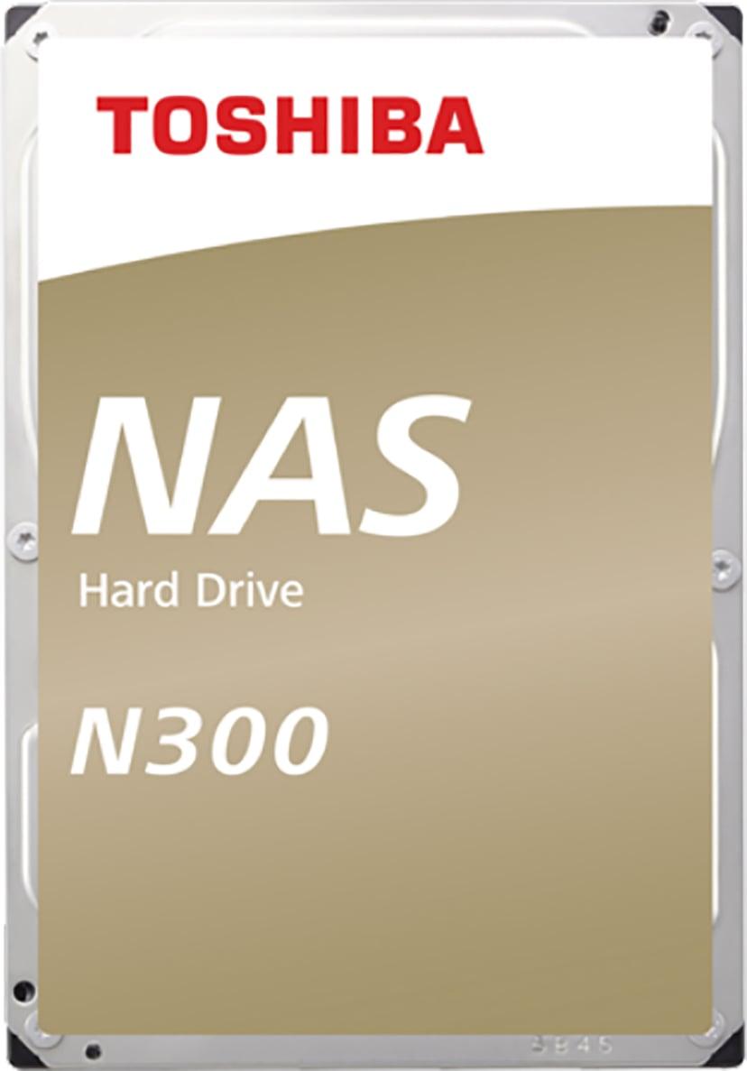 """Toshiba N300 NAS 12TB 3.5"""" Serial ATA-600"""