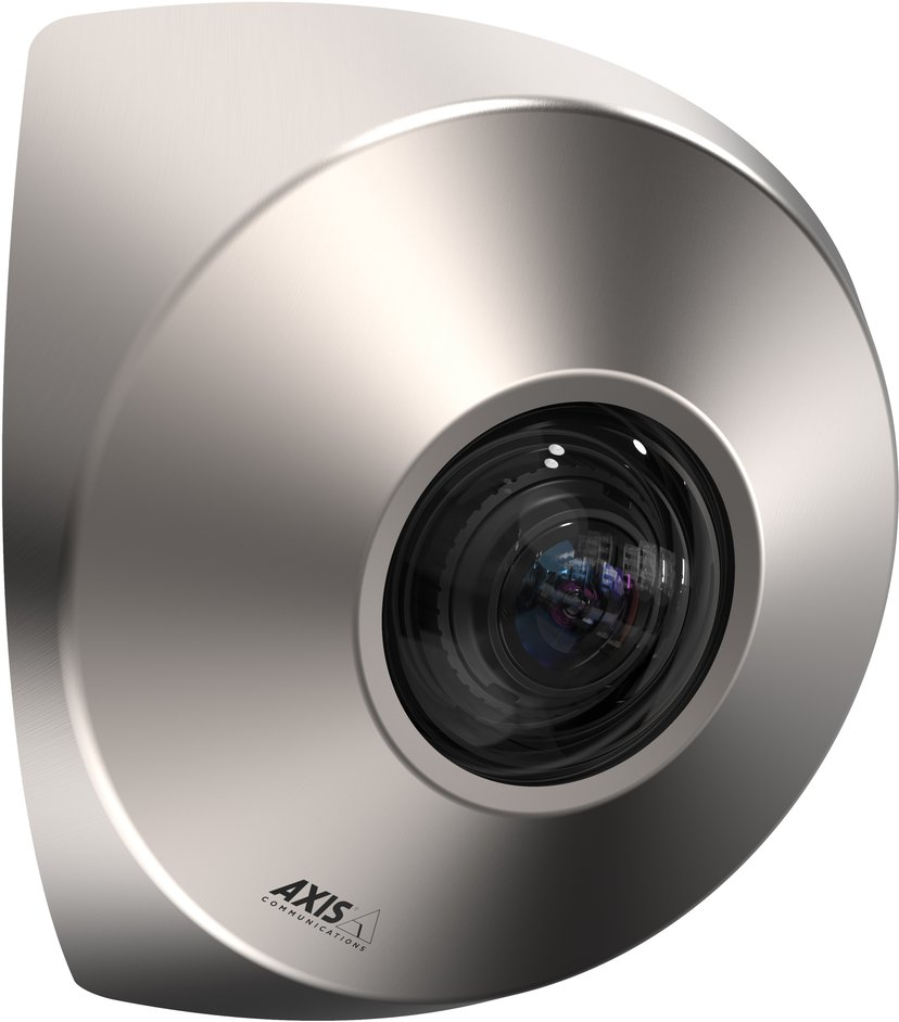 Axis P9106-V Network Camera Brushed Steel