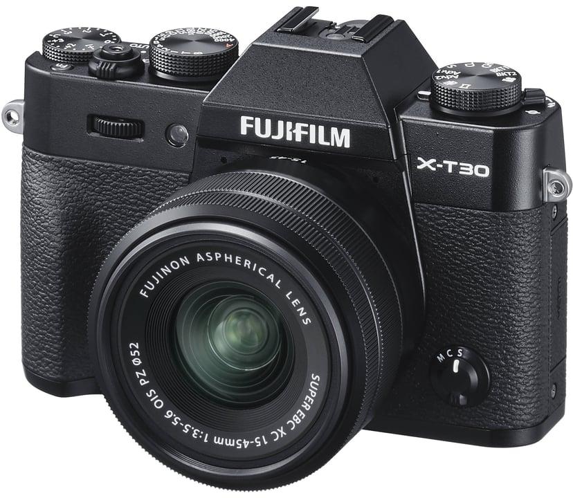 Fujifilm X-T30 Black + Xc 15-45mm F/3.5-5.6 Ois