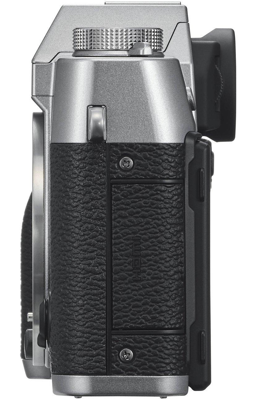 Fujifilm X-T30 Silver + Xc 15-45mm F/3.5-5.6 Ois