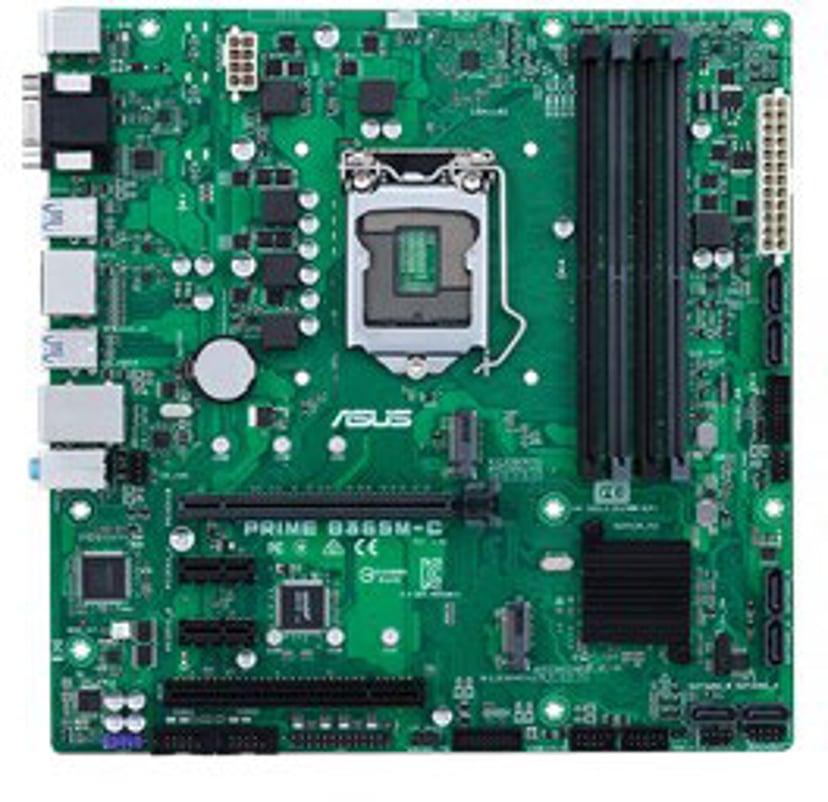 ASUS ASUS PRIME B365M-C/CSM Micro ATX Moderkort