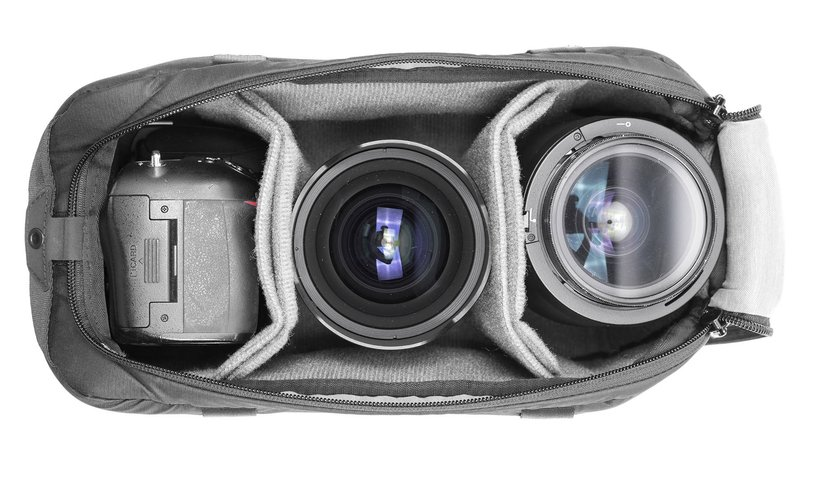 Peak Design Camera Cube Small Svart
