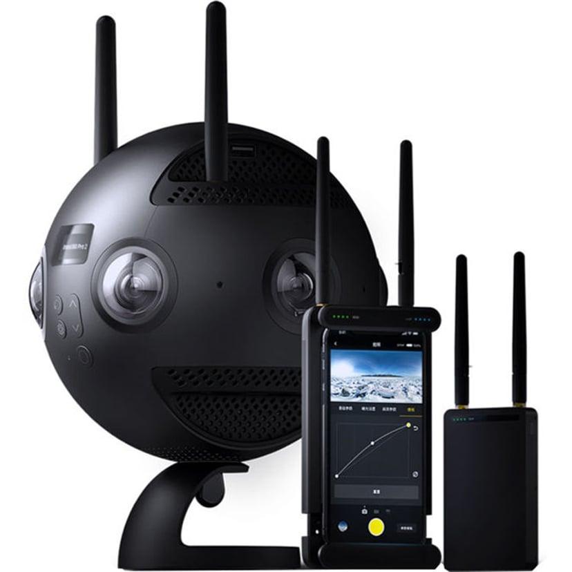 Insta360 Pro 2 With Farsight Svart