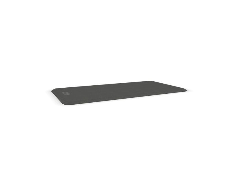 Götessons Yoga Standzon Ergonomisk Avlastningsmatta 980x520mm Grå