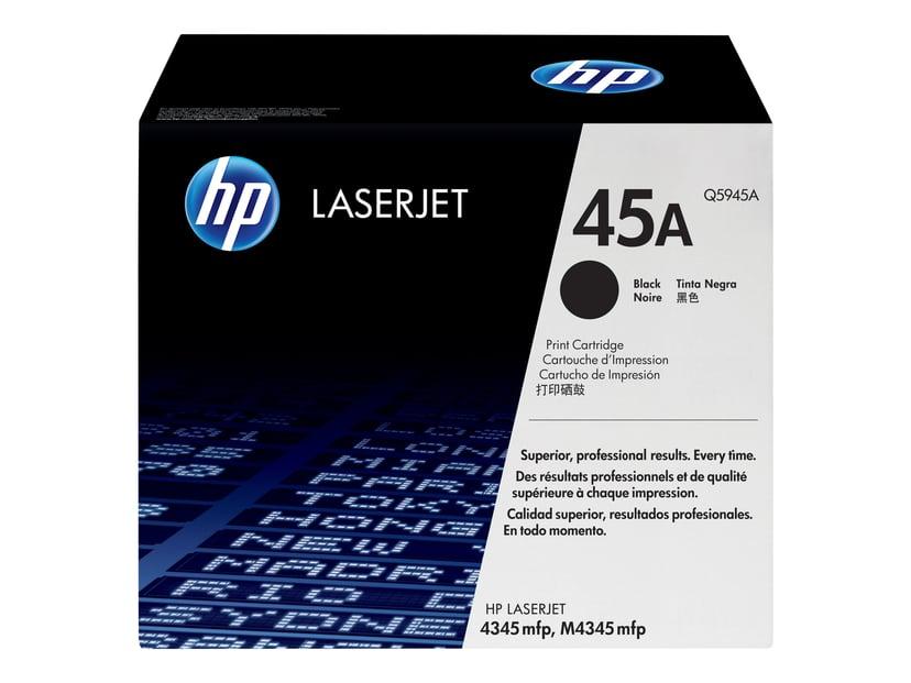 HP Värikasetti Musta - LJ 4345MFP