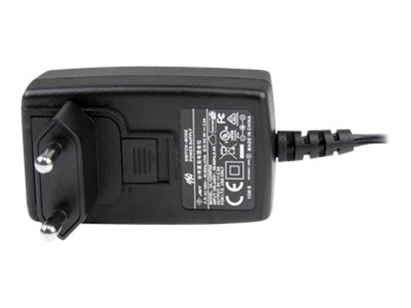 Startech Extra EU strömadapter på 5V DC för SV231USB & SV431USB