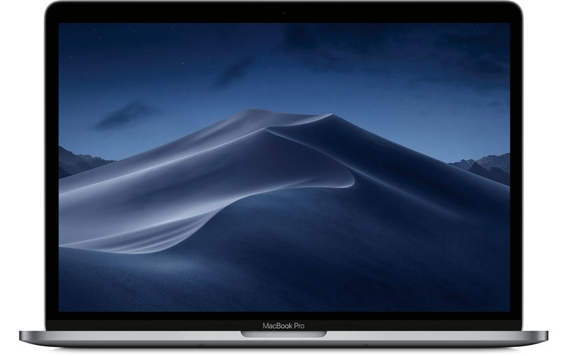 Apple MacBook Pro med Touch Bar (2019) Core i7 16GB 512GB SSD 13.3""