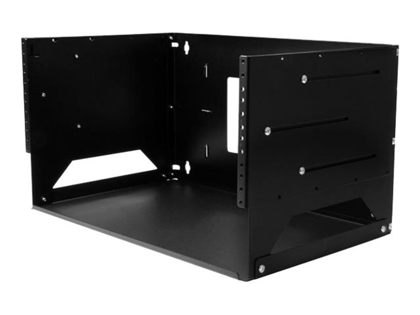 Startech 4U Wall-Mount Server Rack with Built-in Shelf