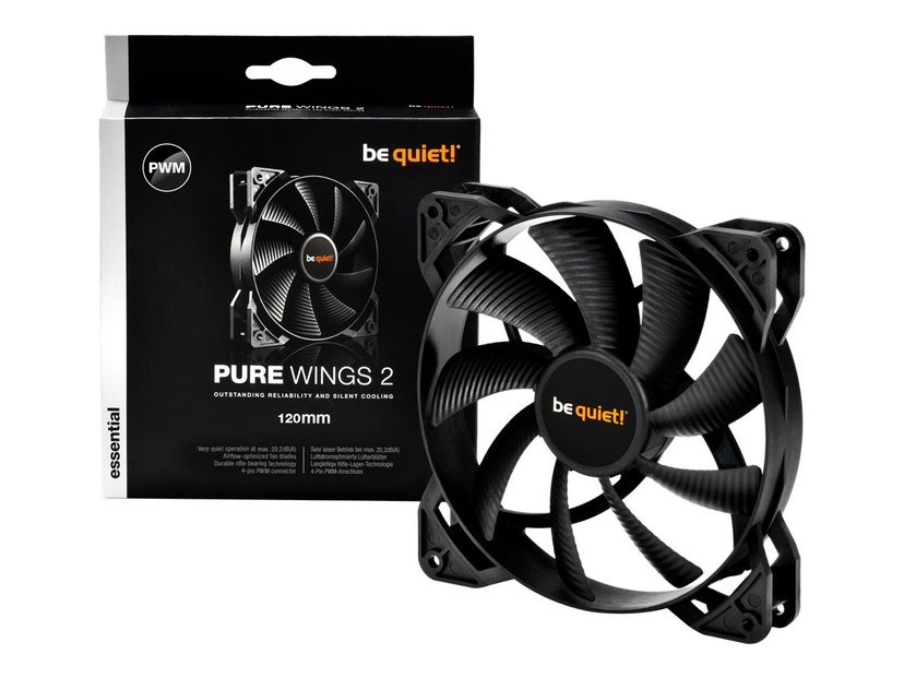 be quiet! Pure Wings 2 PWM 120 mm