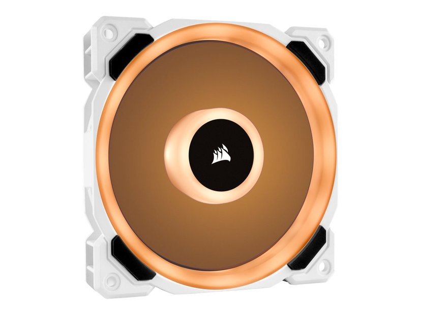 Corsair LL120 RGB Triple Pack + Lighting Node PRO 120 mm