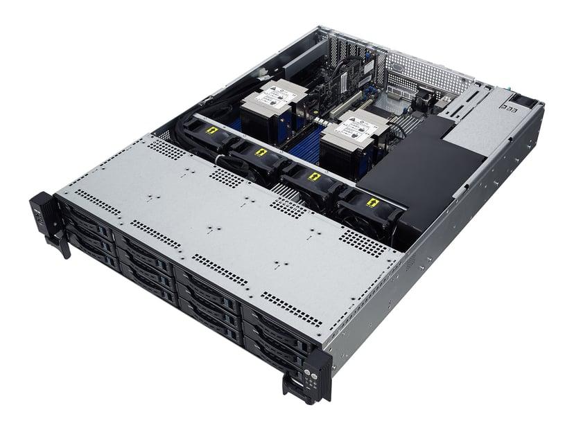 ASUS Server Barebone RS520-E9-RS8 Ingen CPU 0GB