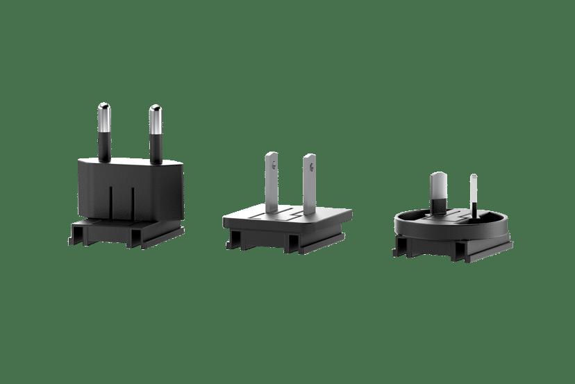 One Nine Design Okdo Raspberry Pi 4 USB-C Multi Power Adapter 5.1V / 3A