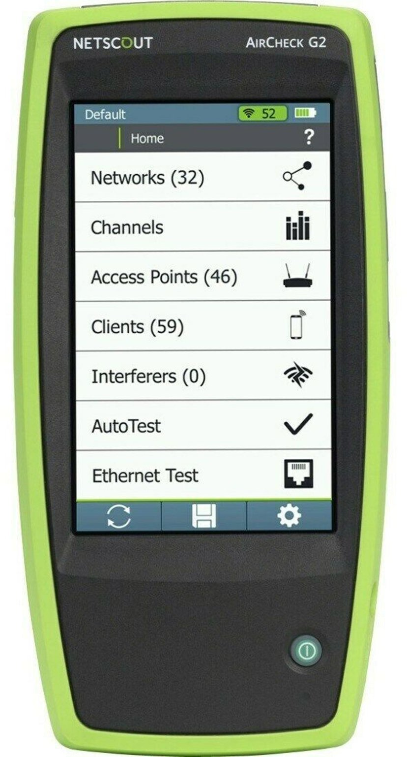 Netally AirCheck G2 Wireless Tester