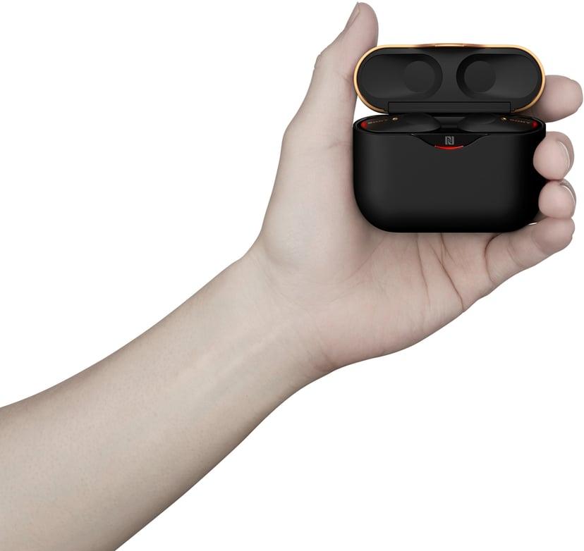 Sony WF-1000XM3 NC Zwart
