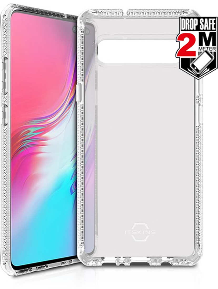 Cirafon Spectrum Clear Drop Safe Samsung Galaxy S10 Transparent