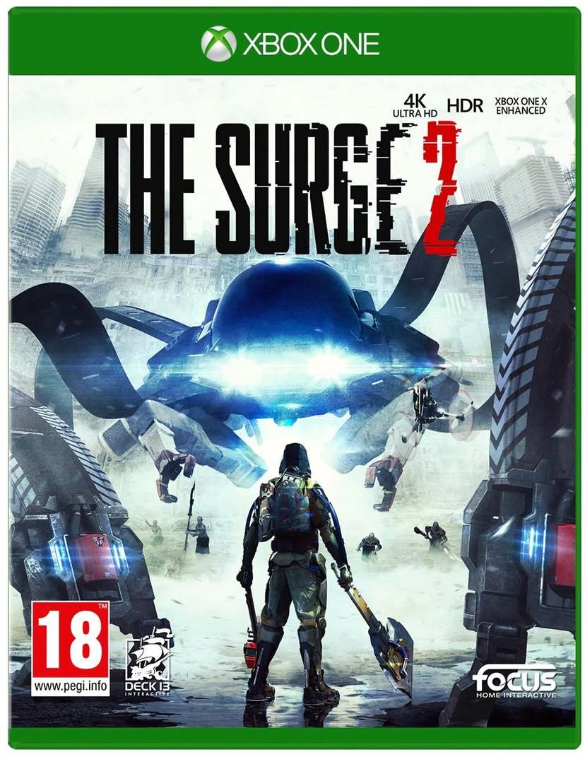 Focus Home Interactive The Surge 2 Microsoft Xbox One