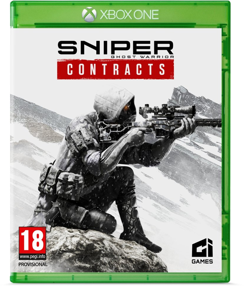 City Interactive Sniper: Ghost Warrior Contracts