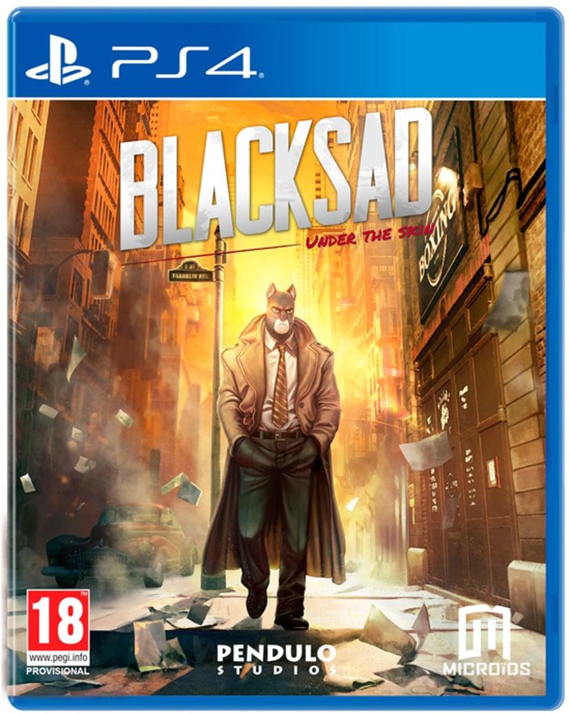 Microïds Blacksad: Under The Skin Limited Edition