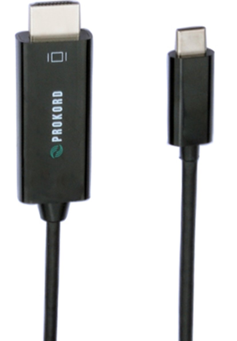 Prokord USB-C To HDMI Adapter 4k 30Hz