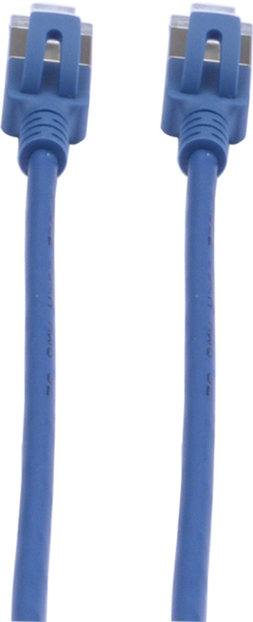 Prokord Patchkabel slim LSZH Blå RJ-45 RJ-45 CAT 6a 3m