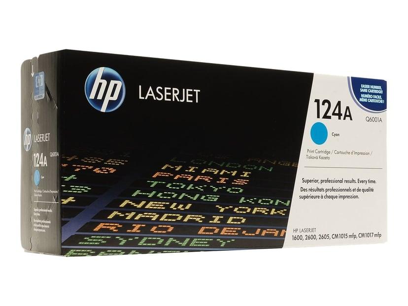 HP Toner Cyan - Q6001A