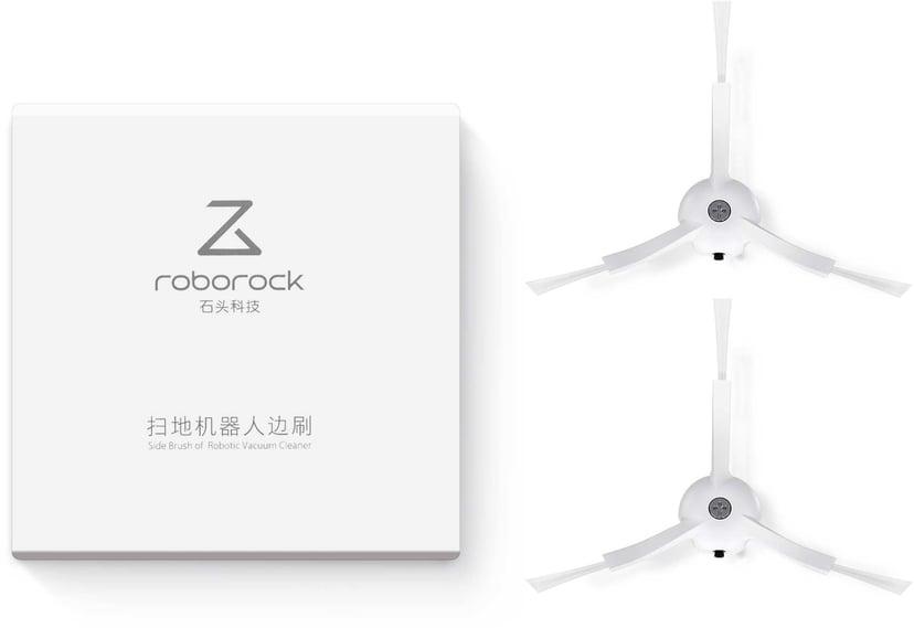 Roborock Sidebørste -  S5 Hvit - 2 stk
