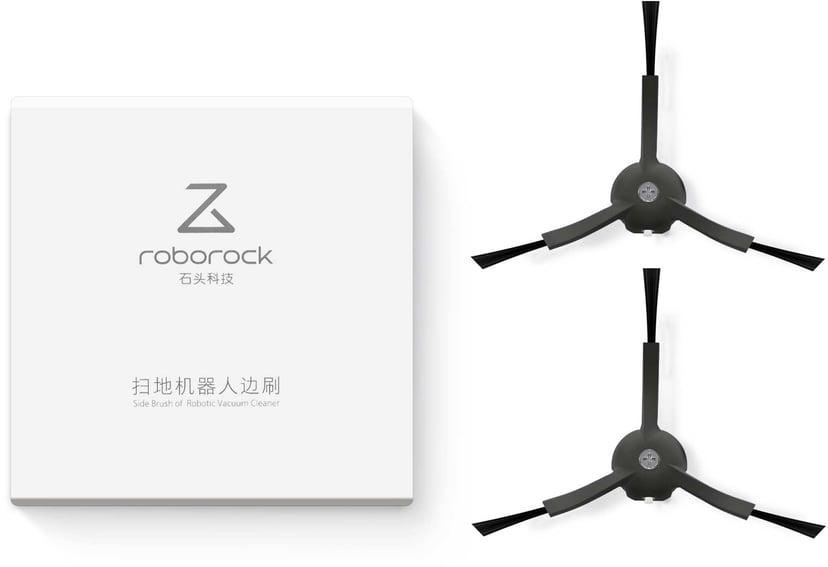 Roborock Sidebørste -  S5 Svart - 2 stk