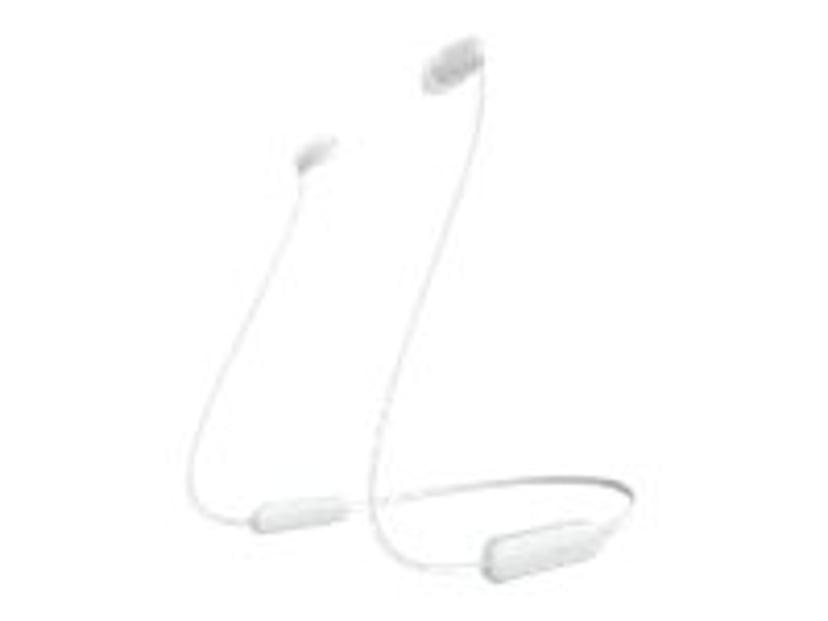 Sony Wi-C200 In-Ear Bt White Vit