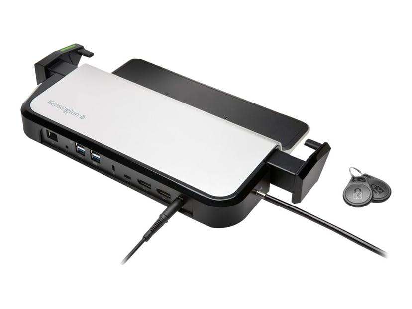 Kensington LD4650P USB-C Universal Dock with K-Fob Smart Lock USB-C Portreplikator