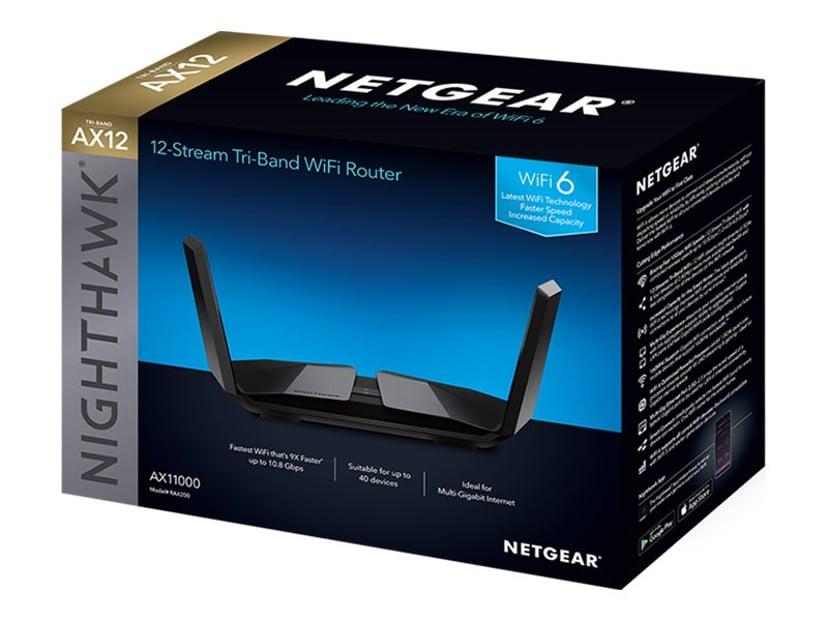 Netgear Nighthawk RAX200