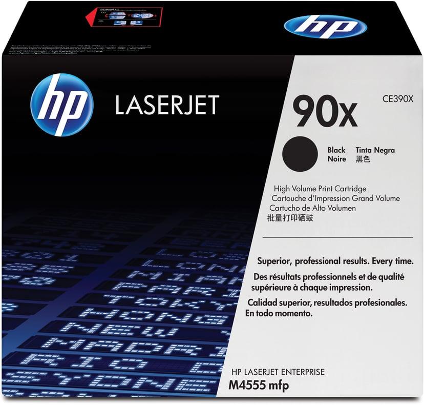 HP Toner Sort 90X 24K - CE390X