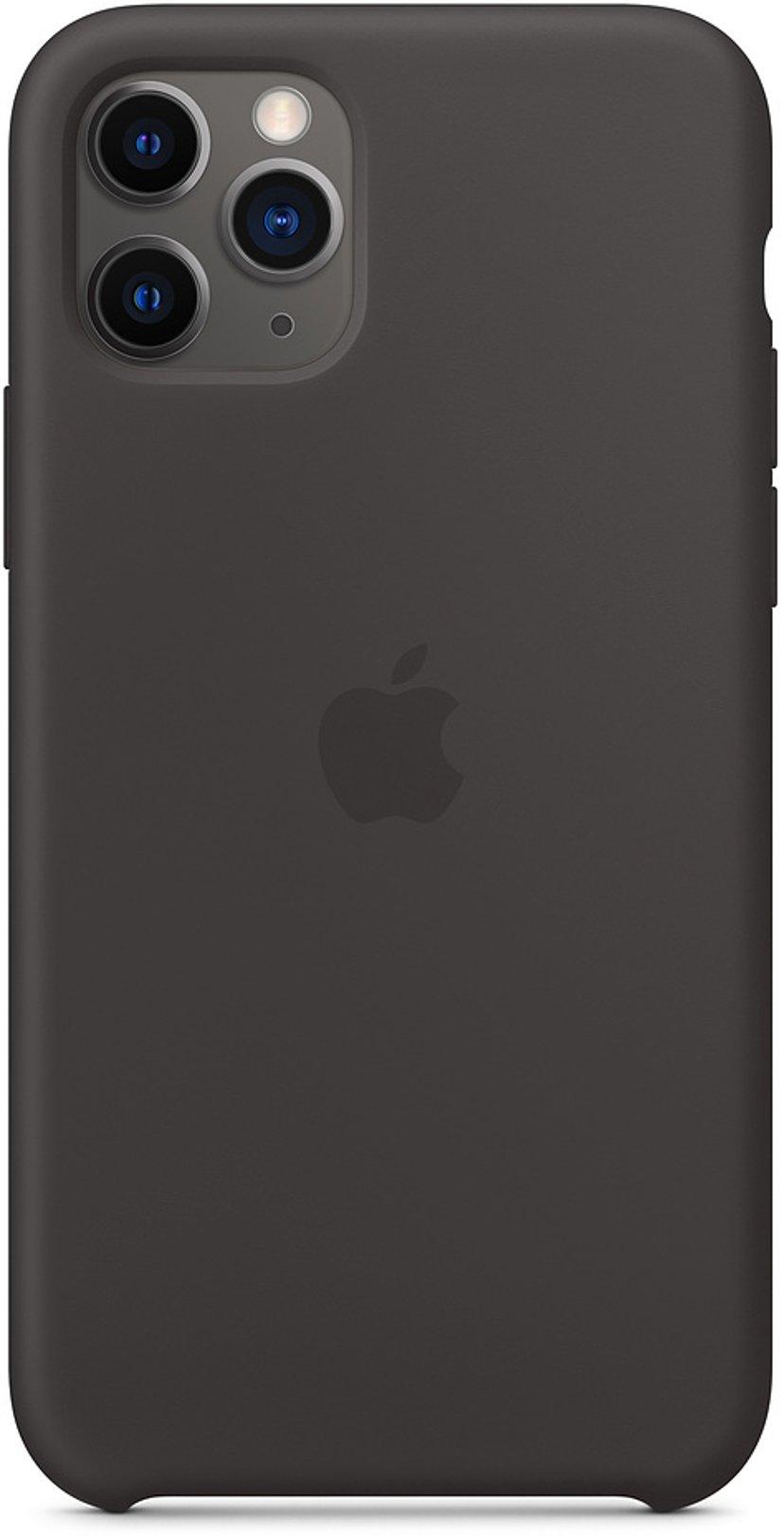 Apple Baksidesskydd för mobiltelefon iPhone 11 Pro Svart