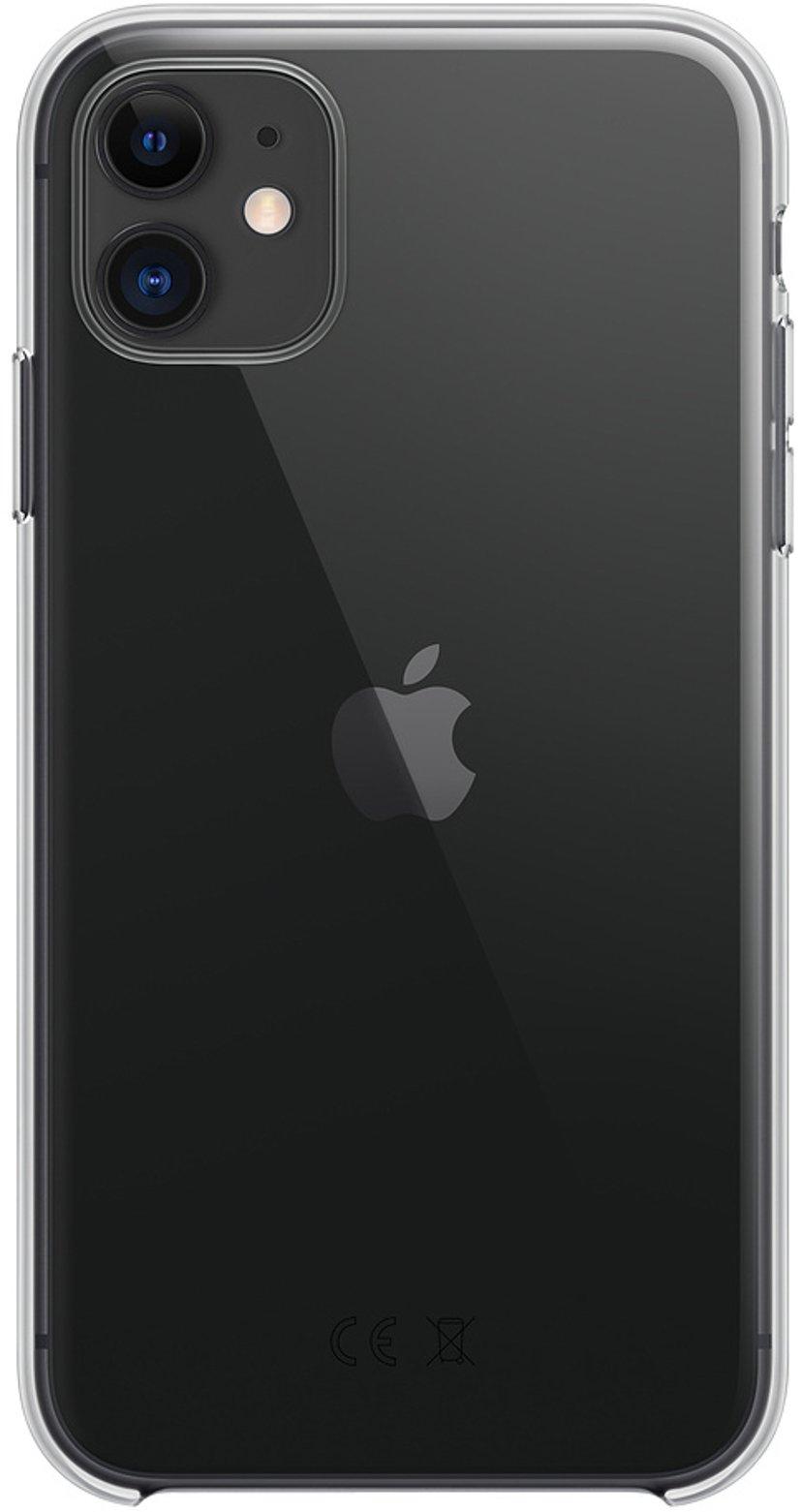 Apple Baksidesskydd för mobiltelefon iPhone 11 Klar